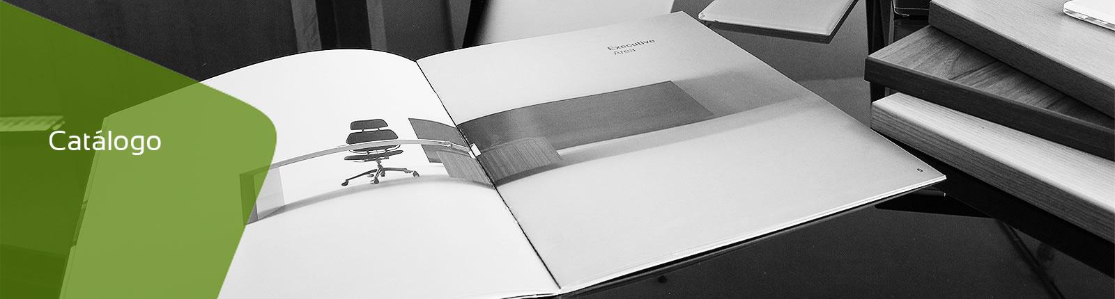 Catálogo de Muebles de oficinas