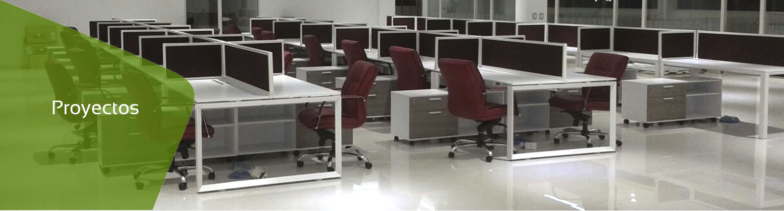 Deciración de Oficinas y Muebles ejecutivos