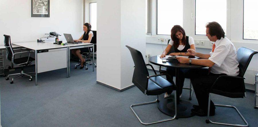 4 tips para diseñar oficinas cómodas