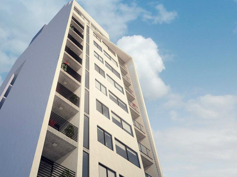 Constructora top vuelve al mercado de edificios céntricos y lanza el primero de la serie
