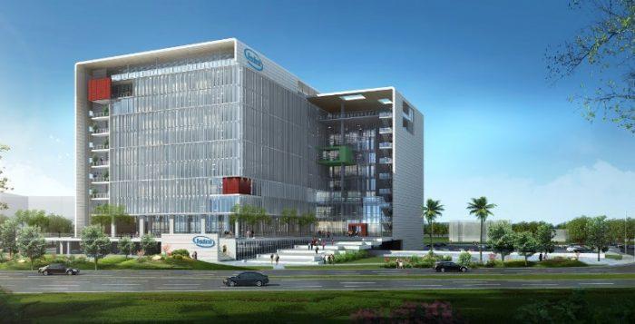 Intel Israel crea un edificio de oficinas inteligente