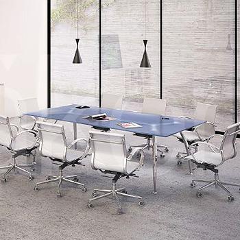 Salas para juntas ejecutivas de oficina muebles de for Sillas para sala de juntas