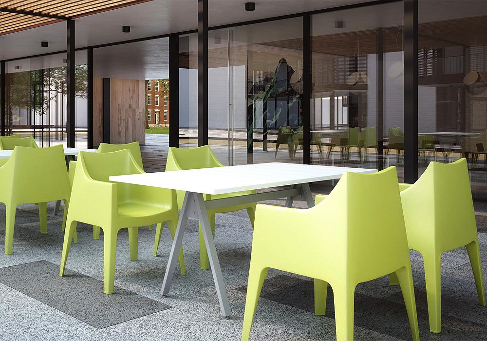 Muebles de oficina en quer taro le n irapuato celaya for Mesas y sillas de comedor en carrefour