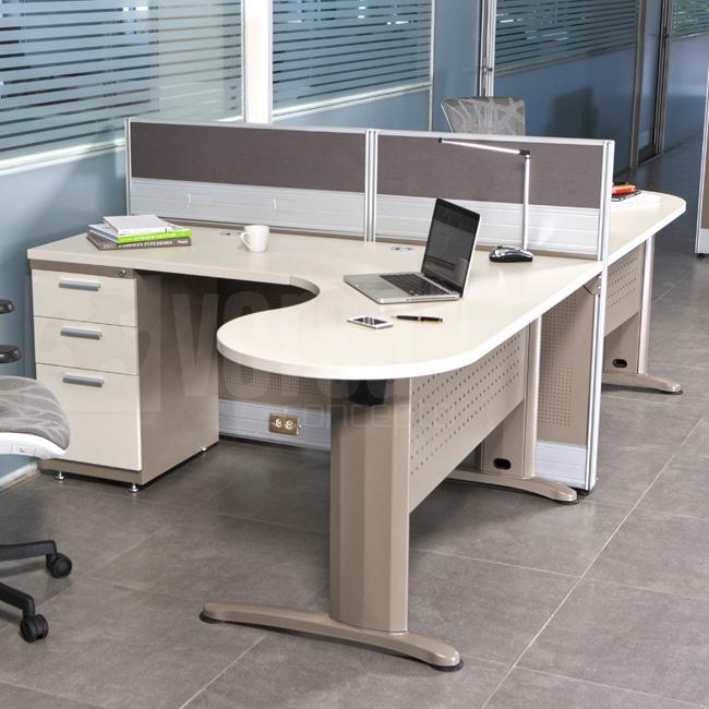 Escritorio de oficina aire muebles de oficina for Escritorios de oficina