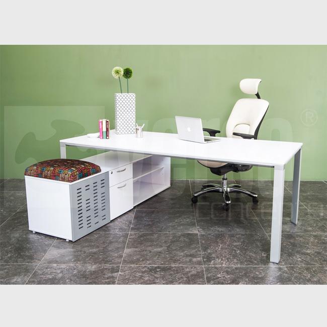 Venta de escritorios en toluca escritorio de oficina altea for Muebles de oficina haken