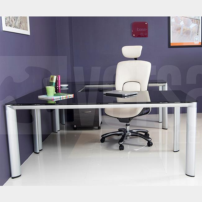 Escritorio ejecutivo base muebles de oficina for Muebles de oficina silieri koncept