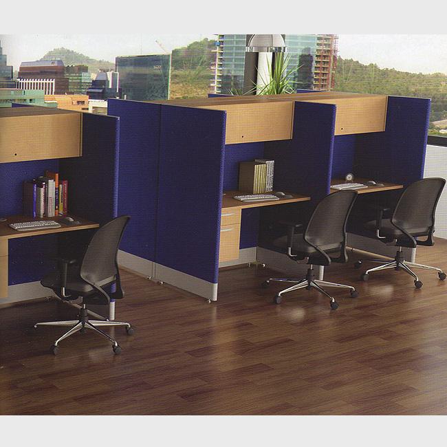 Escritorios modulares en puebla escritorio modular h for Escritorio modular