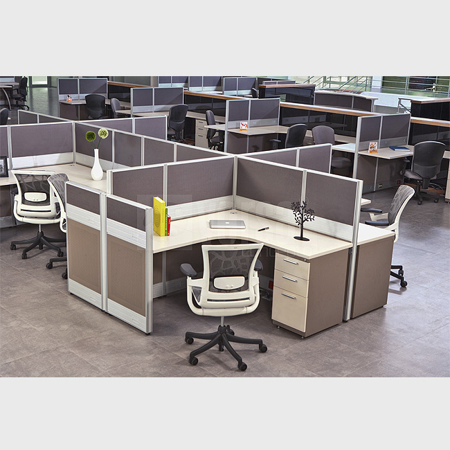Escritorio modular v60 1 muebles de oficina escritorios for Escritorio modular