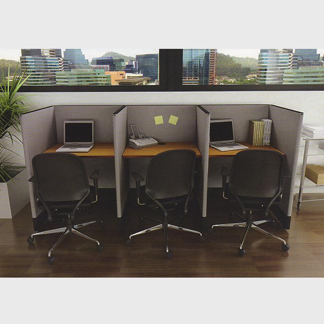 Escritorio modular2 h muebles de oficina escritorios for Muebles de oficina silieri koncept