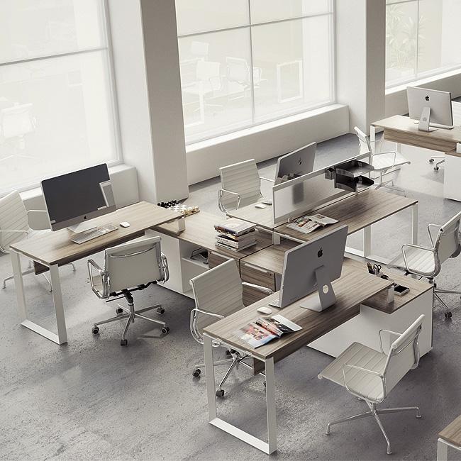 Escritorio operativo saeta venta de escritorios for Muebles de oficina salamanca