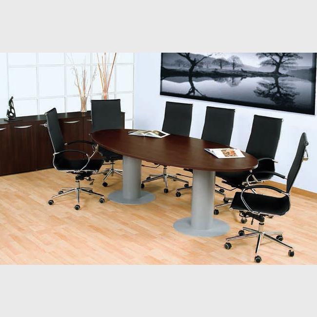 Mesa de juntas g12 tub muebles de oficina escritorios for Muebles de oficina silieri koncept