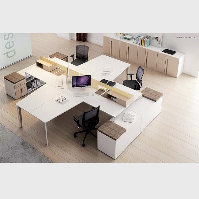 Mesa de Trabajo Cruceta Lay
