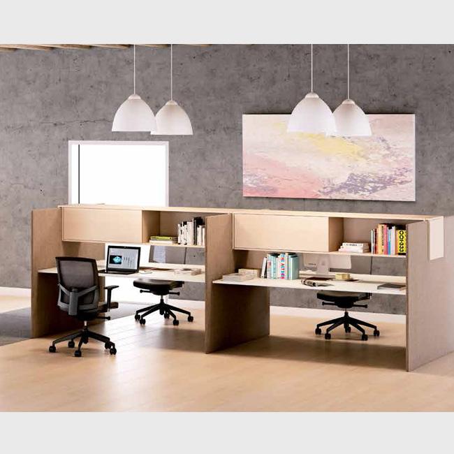 Mesa de trabajo lay 3 mesas de trabajo para oficina en for Oficina de empleo leon