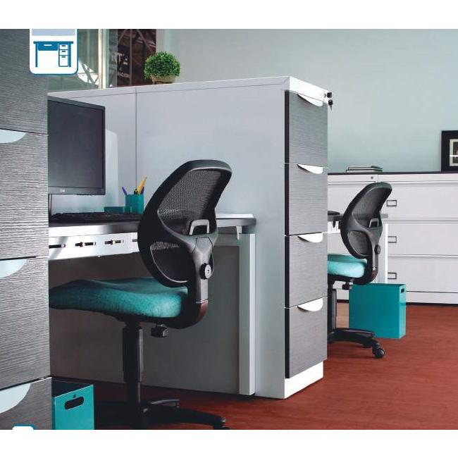 Archivero metalico fm muebles de oficina escritorios for Muebles de oficina silieri koncept