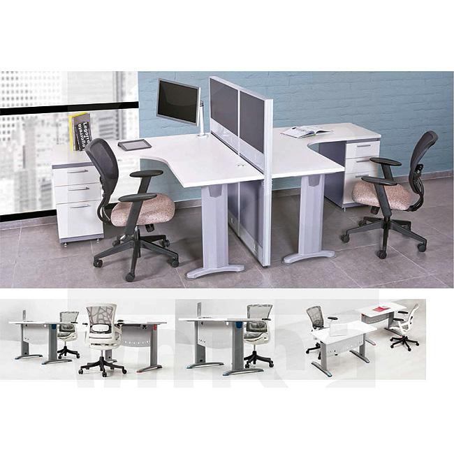 Escritorio de oficina aire 2 muebles de oficina for Escritorios y sillas para oficina