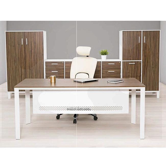 Escritorio de oficina altea 2 muebles de oficina for Proveedores de escritorios para oficina