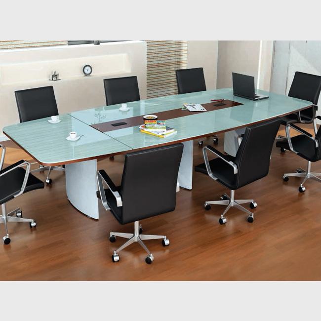 Mesa de juntas g12c1 muebles de oficina escritorios for Muebles de oficina silieri koncept