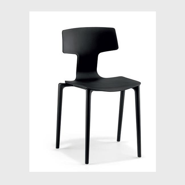 Silla de visita split2 venta de sillas y mesas para for Sillas para visitas