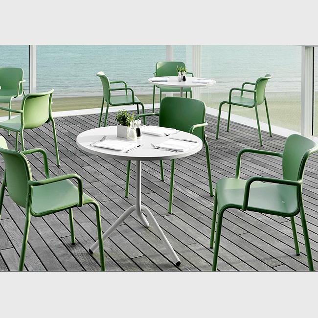 Silla y mesa comedor momo muebles de oficina for Mesas y sillas de oficina