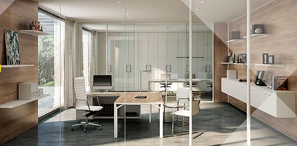 C mo es una oficina tecnol gica for Diseno de oficinas administrativas