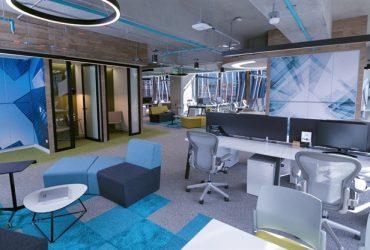 Las tendencias de las oficinas modernas