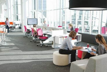 Oficinas: los espacios como herramienta de retención