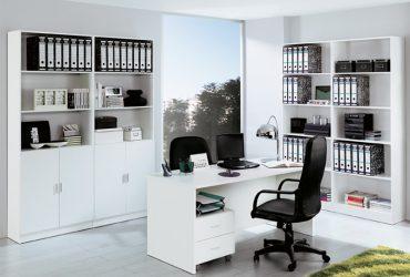 Cómo colocar y organizar los muebles de tu oficina
