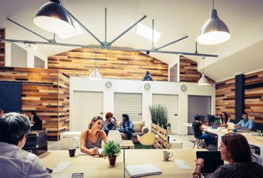 Por qué las oficinas bien diseñadas pueden hacer más feliz a tu equipo