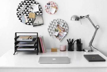 Tips deco para un espacio de trabajo nórdico