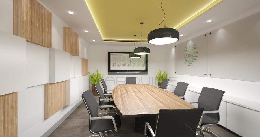 Arquitectura, diseño y mobiliario de oficina