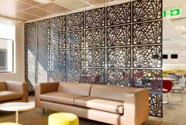 Cinco tips originales para separar ambientes en una oficina