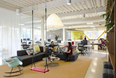 Diseño de oficinas para nuevas generaciones