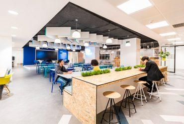 Las oficinas como espacio de bienestar
