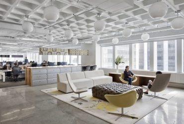 Los espacios de oficinas se adaptan a la nueva forma de trabajo