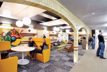 Oficinas de alto rendimiento: la próxima generación en espacios de trabajo