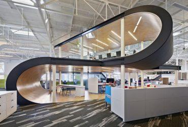 ¿Qué ha cambiado en el diseño de oficinas?