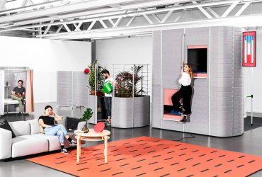Así serán las oficinas del futuro