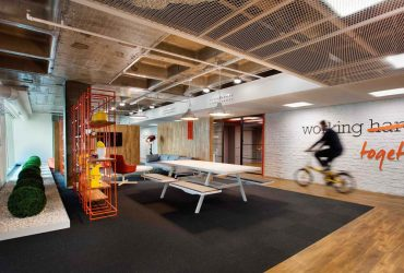 Tips para diseñar una oficina al estilo millennial