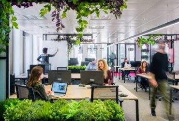 Diseño y arte en las oficinas: una tendencia deco en auge que busca el bienestar de los empleados