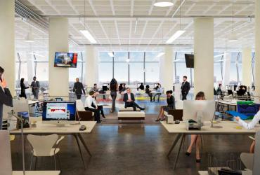 Las oficinas se renuevan para incubar mejores ideas de negocio
