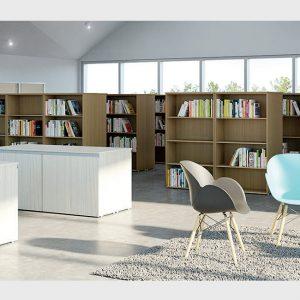 Libreros y Gabinetes