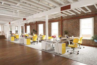 El diseño de una oficina productiva