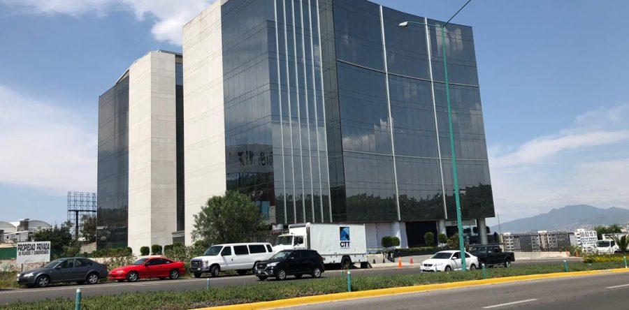 Instalación de mobiliario de oficina para LandStar en Atizapan Estado de México