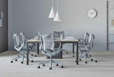 El mobiliario ergonómico aumenta hasta el 10% la productividad