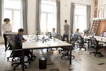 Reformar una oficina sin obras