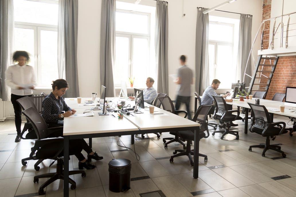 Resultado de imagen para Las comodidades de los nuevos espacios de trabajo