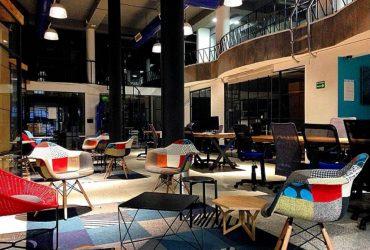 Qué es coworking y diseño de oficinas en México