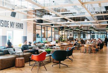 Oficinas flexibles, trabajadores más satisfechos