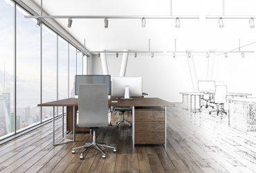 ¿Cómo diseñar y amueblar tu oficina?