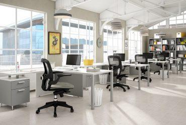 Consejos para que el diseño de su oficina lo haga sentir productivo